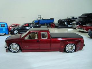 Miniatura Pickup Chevy Ck 3500 19971/24 Sunnyside Rara #j48