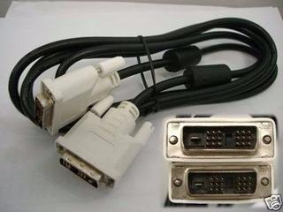 Cable Dvi D Single Link Digital 1.5 Mts Macho A Macho