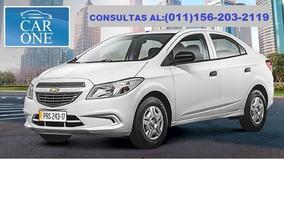 Chevrolet Prisma Joy Minimo Anticipo Retiro Rapido Carone!!!