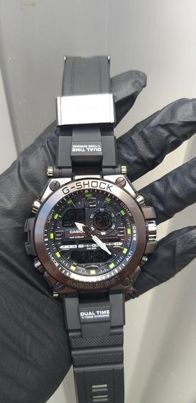 Relógio G-shock Caixa Em Aço- Acompanha Caixa