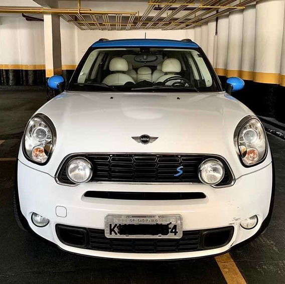 Mini Countryman 1.6 S Top All4 Aut. 5p 2014