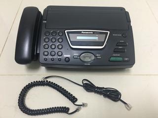 Fax Panasonic Kx-ft71 Usado Excelente Estado De Conservação
