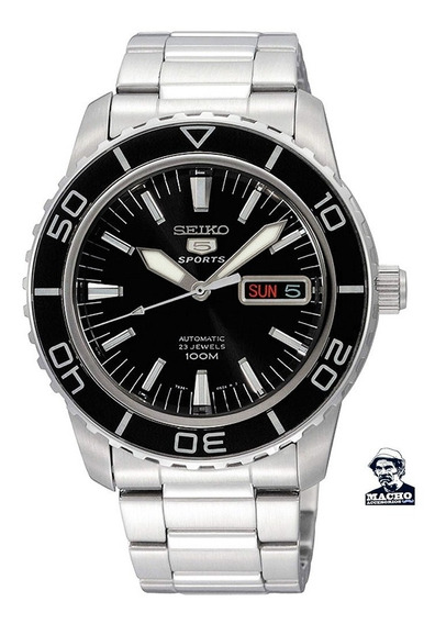 Reloj Seiko 5 Snzh55 Automático En Stock Original Garantía