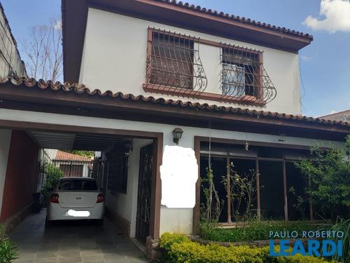 Casa Térrea - Brooklin  - Sp - 574728