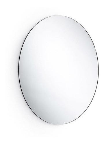 Espejo Redondo Circular 70cm Diametro Para Baños- Decoracion
