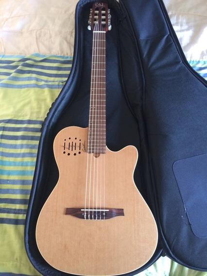 Guitarra Godin Multiac Nylon Encore + Estuche