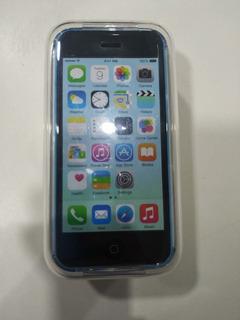 iPhone 5c 8gb Na Caixa Desbloqueado Com Marcas De Uso