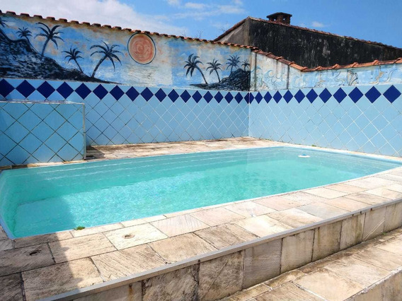 Casa Na Praia Com Piscina Só R$ 190 Mil Ref: 7336 C