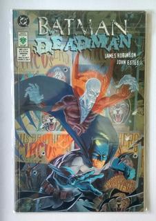 Batman Deadman Death And Glory Editorial Vid 2000