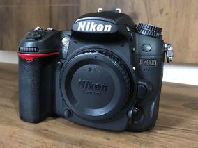 Nikon D7000 Corpo (26k Clicks)