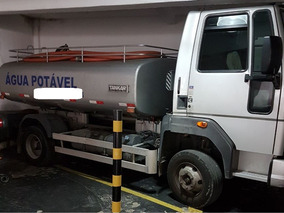 Ford Cargo 1119 Tanque Agua Potavel 6m3 - Ano 2015 - Bx Km