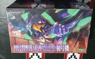 Figura Evangelion Eva-01 Kotobukiya Original Japon