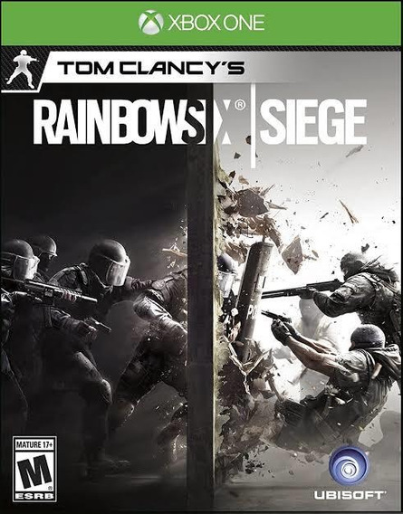 Rainbow Six Siege (mídia Física)