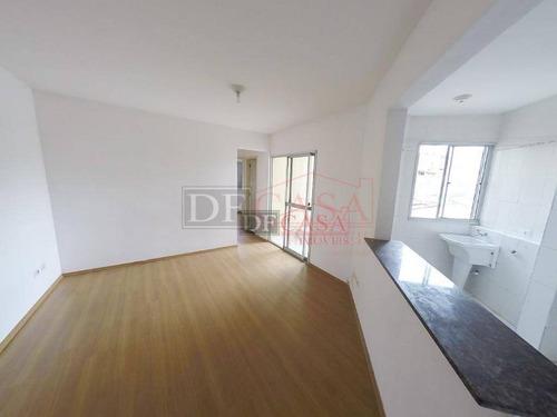 Imagem 1 de 30 de Apartamento Residencial À Venda, Vila São Carlos, Itaquaquecetuba. - Ap4007