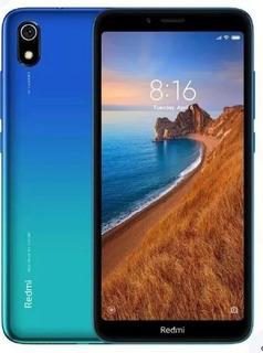 Celular Xiaomi Redmi 7a 32gb 2gb Ram V. Global Azul +capa +brinde + Nf