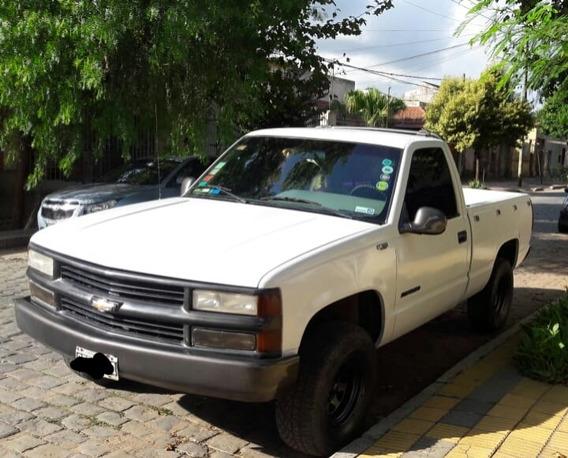 Chevrolet Silverado 4.2 Mwm Aa 1998
