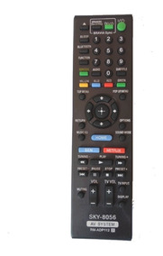 Controle Remoto Home Theater Sony Bdv-2100/ E4100 / E6100