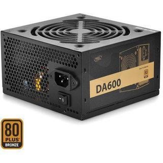 Fuente Poder Deepcool 600w 80+ Bronze Da600