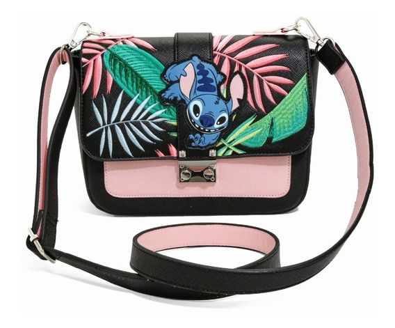 Disney Loungefly Stitch Crossbody Cartera Tropical En Stock!