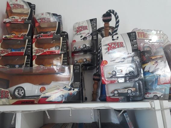 Coleção Speed Racer 12 Unidades