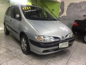 Renault Scenic 2.0 16v Rxe - Tem Passagem Leilão Financeira