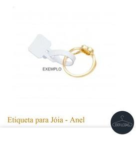 Etiquetas P/anel Jóias Bijuterias Pct 1000 (ebq5) Frete Free
