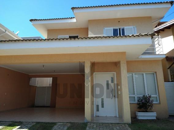 Casa Residencial Para Venda No Condomínio San Marino Em Valinhos - Ca00039 - 68157997