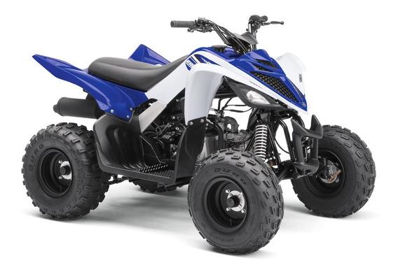 Moto 4 Ruedas Yamaha Raptor 90