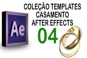 Templates Editáveis After Effects Para Casamentos 04