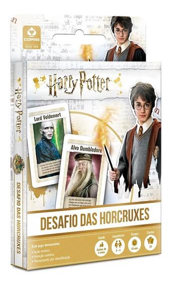 Card Game Harry Potter - Desafio Das Horcruxes - Copag