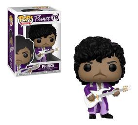 Boneco Funko Pop! Rocks - Prince #79 Purple Rain
