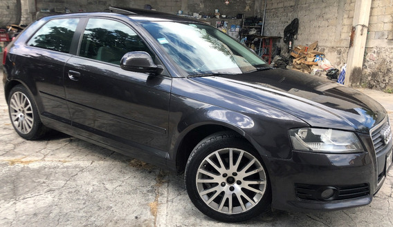 Audi A3 Attraction 1.8 Turbo Fsi 160hp S Tronic C/quemacocos