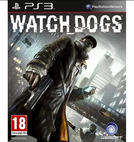 Watch Dogs Ps3 Psn Português Jogo Comprar