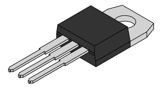 Irfz44 Transistor Mosfet Canal N 49a 55v 94w To220 X 50u.