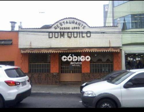 Imagem 1 de 17 de Casa Comercial , 320 M² Por R$ 10.000/mês - Centro - Guarulhos/sp - Ca0632