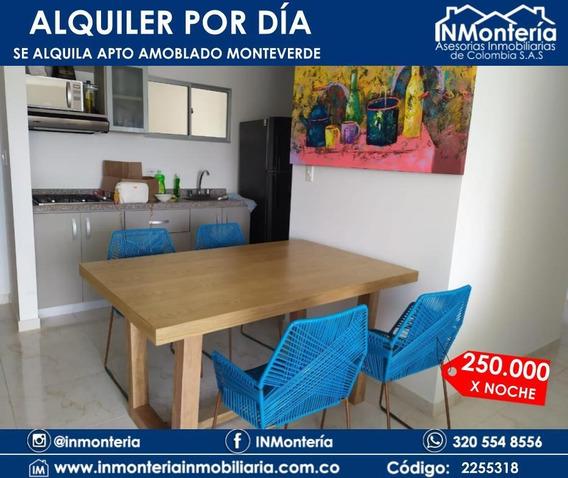 Se Arrienda Amoblado Barrio Monteverde