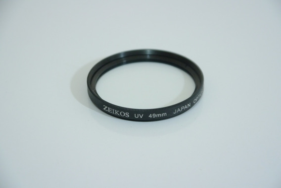 Filtro Zeikos Uv 49mm Japan Optics
