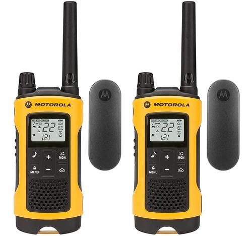 Radio Motorola T402 Walkie-talkie 22 Canales