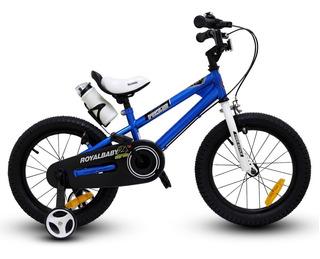 Bicicleta De Niño Royal Baby Rod 16 - Sd Bicicletas