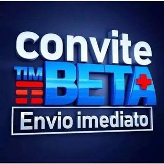 Tim Convite Beta 10gb+600min + Envio Imediato