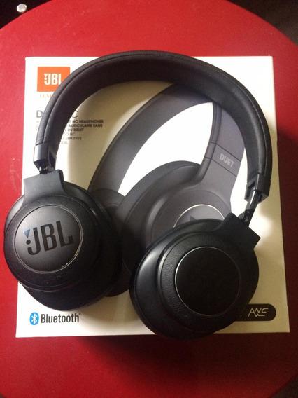 Fone Bluetooth Jbl Duet Nc Com Cancelamento De Ruído