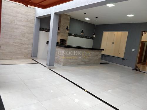 Imagem 1 de 14 de Casa Padrão Em Franca - Sp - Ca0247_rncr