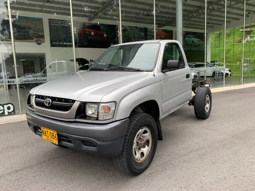 Toyota Hilux Chasis 4x4