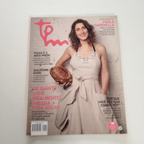 Revista Tpm Paola Carosella Guilherme Guido A628