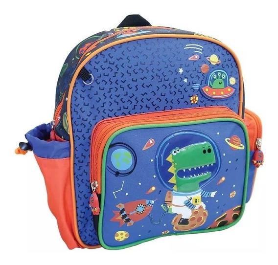 Mochila Gremond Kids Garantia Oficial 3 Años Dinosaurio Jardin Escolar Espalda 545011 Maple