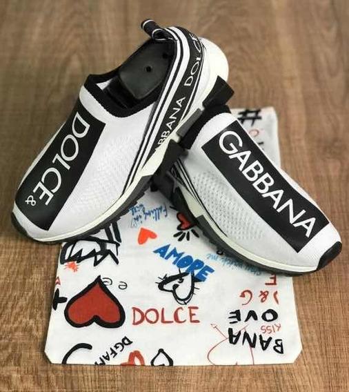 Tênis Dolce& Gabbana