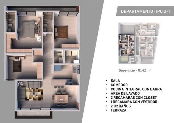 Torre Punto Campestre: Departamento En Venta Muñoz | Tipo 1