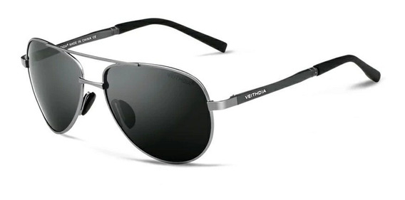 Gafas De Sol Veithdia 1306 Para Hombre Polarizadas Uv 400