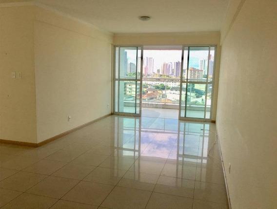 Apartamento Com 3 Dormitórios, 186 M² - Marco - Belém/pa - Ap0502