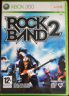 Rock Band 2 Xbox 360 Se Envia Durante La Cuarentena